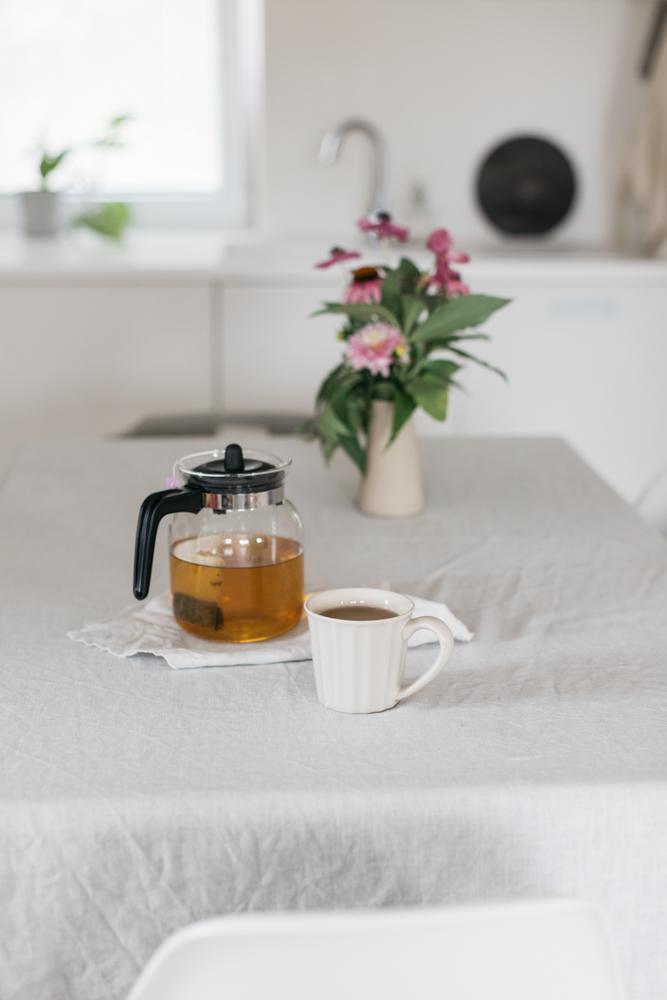 minimalistická kuchyňa