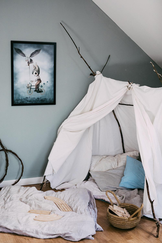 chlapčenská nordic izba