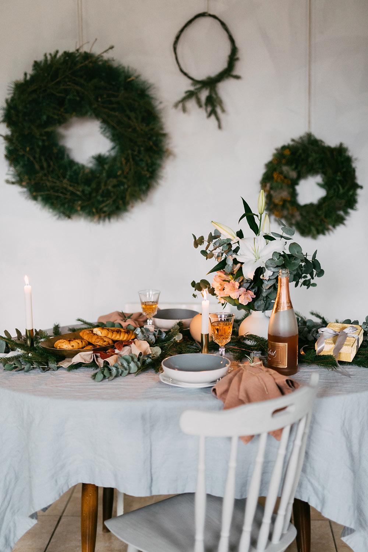 vianocny stol