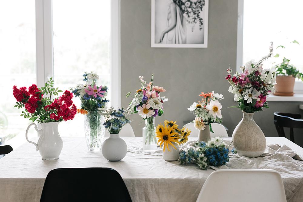 záhradné kvety